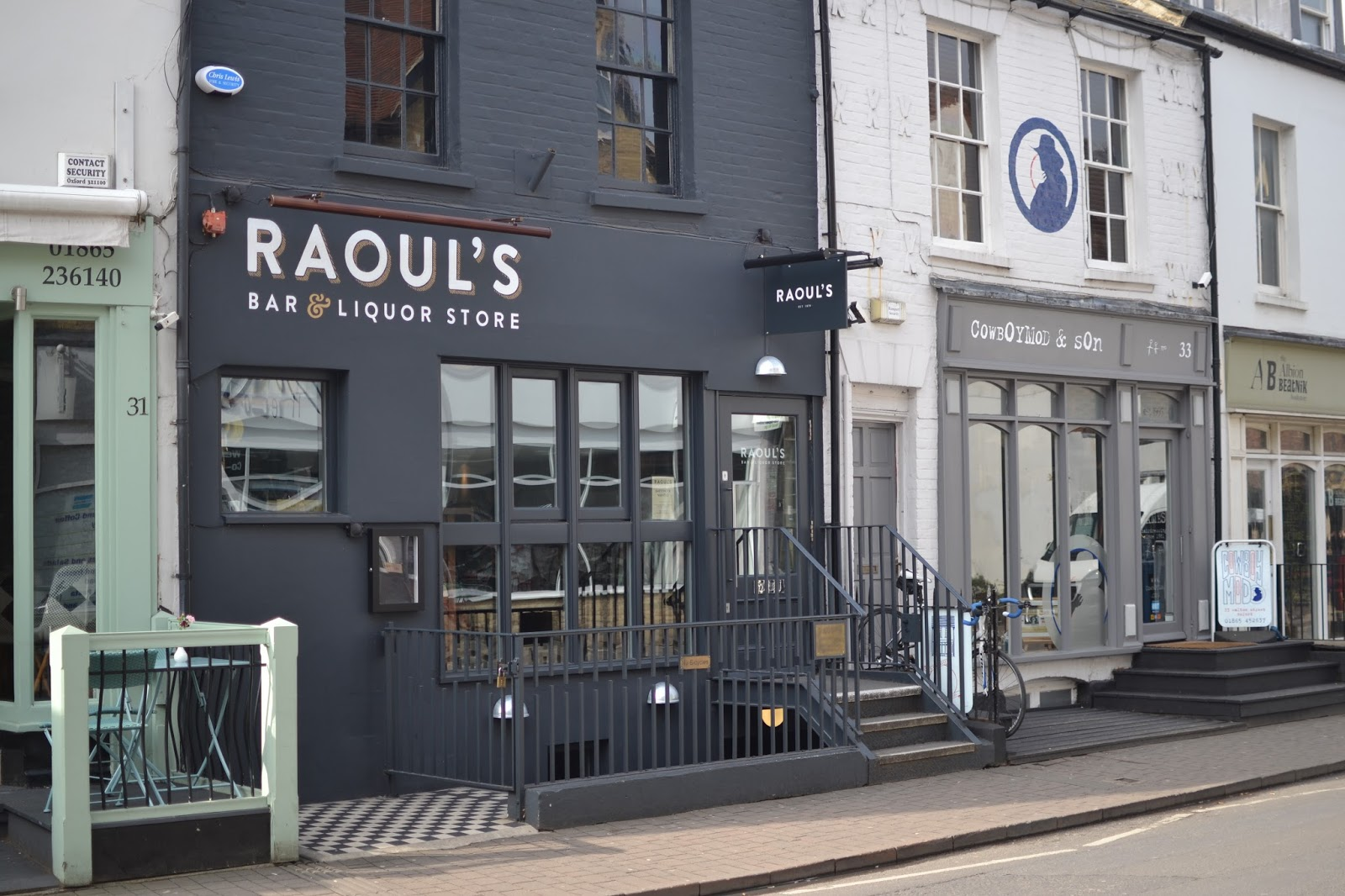Raoul's - Daily Info | Daily Info