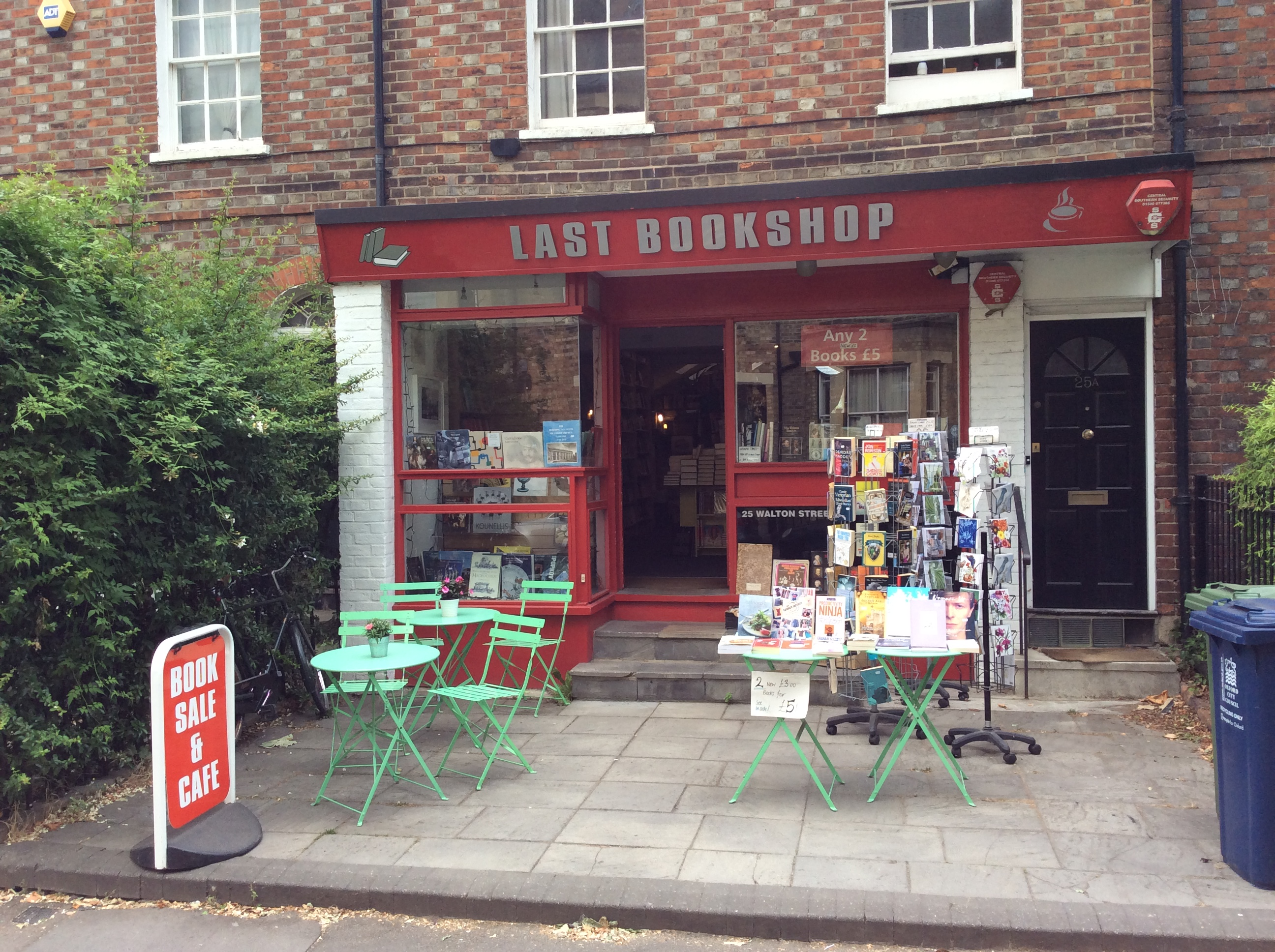 The Last Bookshop Daily Info Daily Info