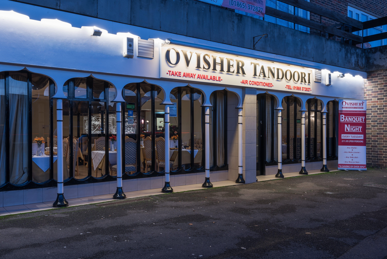 Ovisher Indian Restaurant Takeaway Kidlington Oxford