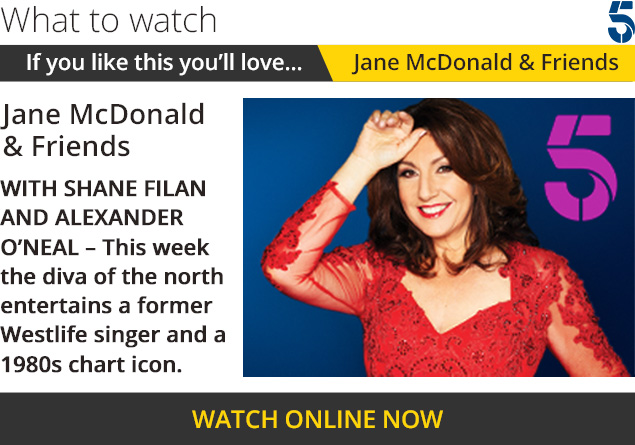 channel5 jane weekone recommendation 635