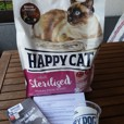 Der Inhalt des HAPPY CAT Testpakets