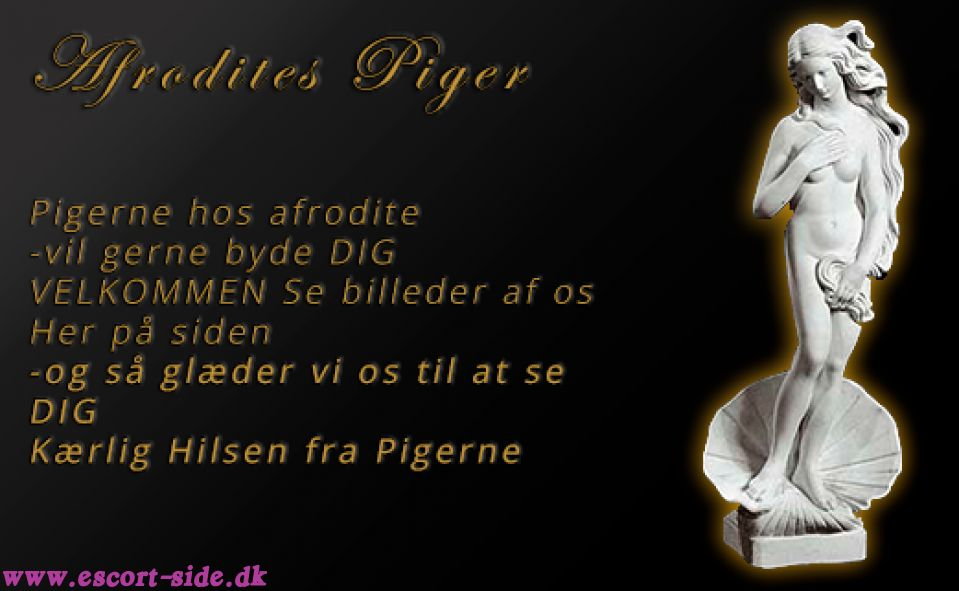 body to body jylland afrodittes piger