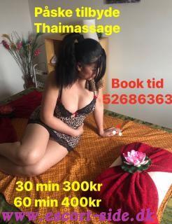 Påske tilbyde på Thaimassage