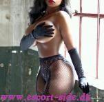 escort massage - sexet mulat Angy Roskilde billede