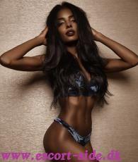 Megan sexy black