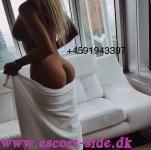 escort massage - Slim, blonde big tits75E Klara billede