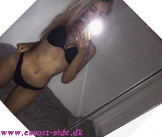 escort massage - Sweet Melina its back in cph billede