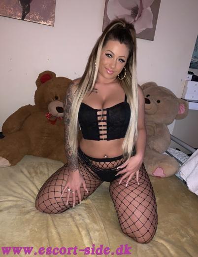 escort massage - Roxy in Sydhavn  billede