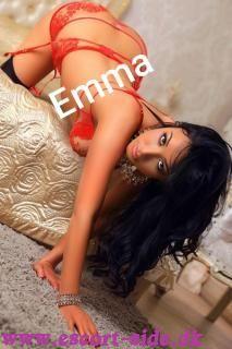 Sweet girl Emma Vesterbro
