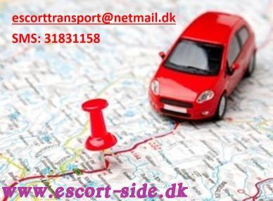 transport af escort/sugar fyn