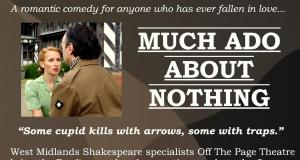 Much Ado About Nothing (in the Open Air)