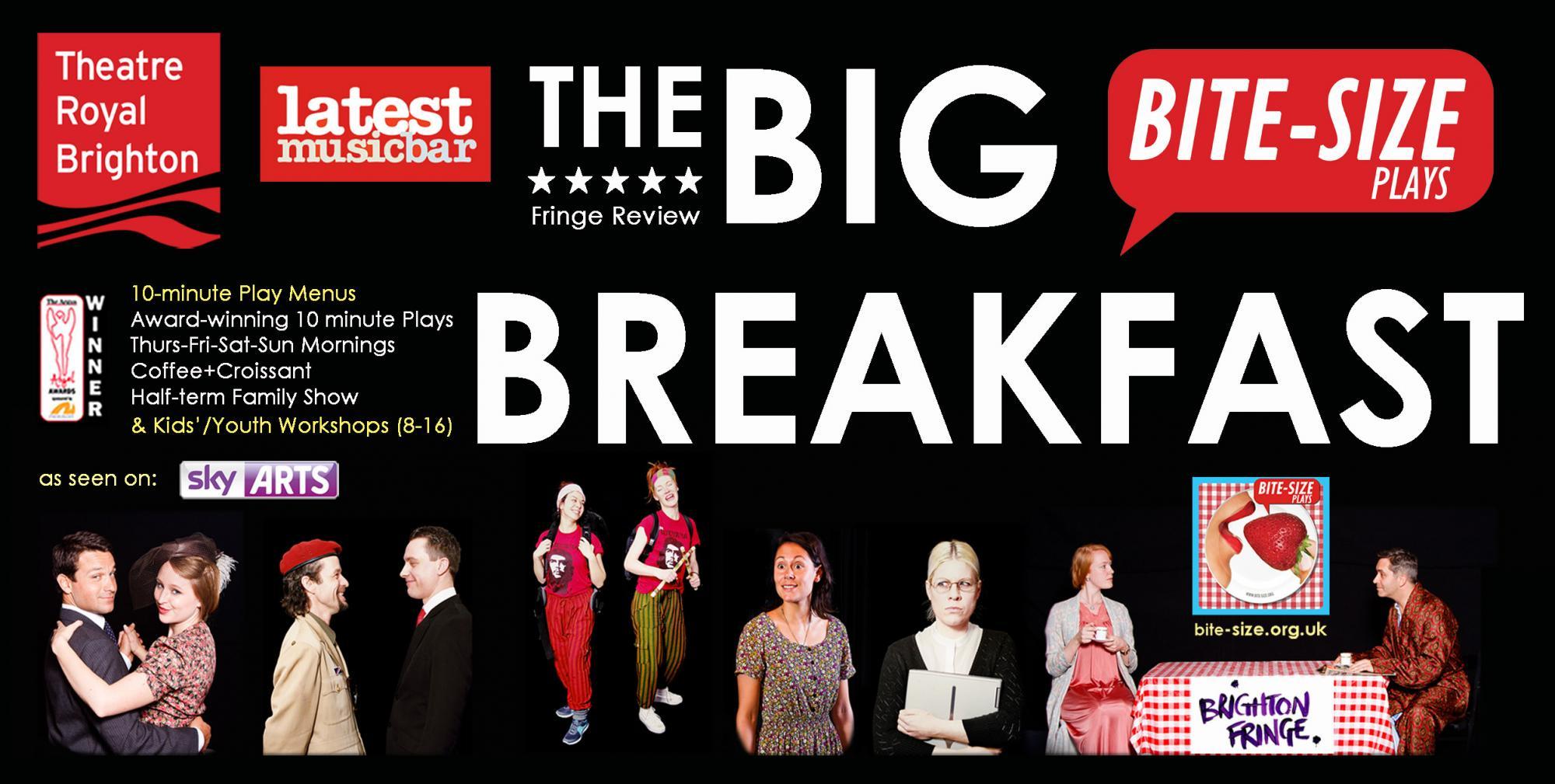 The Big Bite-Size Breakfast