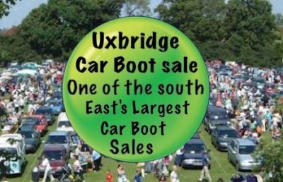 Uxbridge Giant Car Boot Sale Uxbridge Middlesex