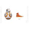Exhibit: Po-Zu Launches New Star Wars™ Shoe Collection