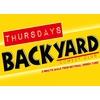 Thusday Night at The Backyard Comedy Club
