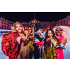 New Year's Eve at Somerset House with Sink The Pink