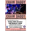 Crawdaddy Blues Band back at the Barley Mow. Good beer , friendly staff and great music.