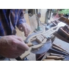 Wood Carving with Peter Tree