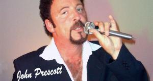 A Tom Jones Tribute Act - Aka AA Prescott