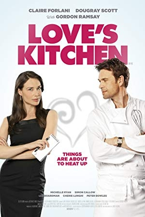 Film Love's Kitchen (2011) - 93 minutes long - The Mandy Netw