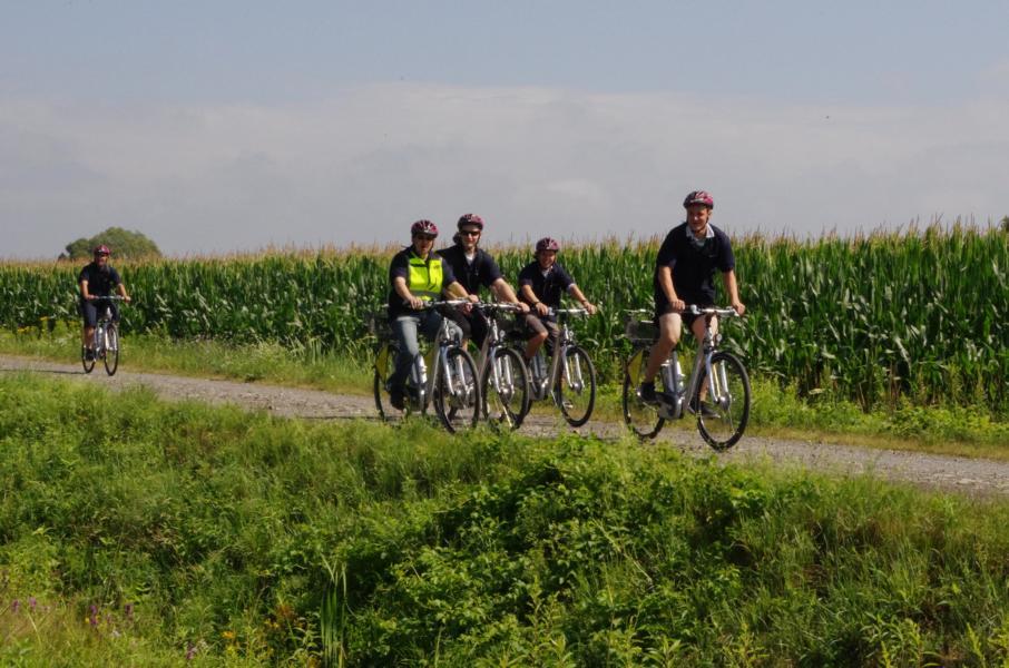 E-Bike-Verleih: Eberau, Wassererlebniswelt - Eberau