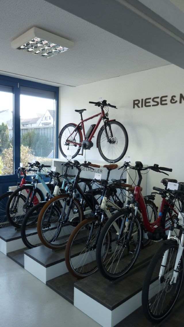 Bella Bici E-Bike und Fahrradverleih - Wachenheim - 3