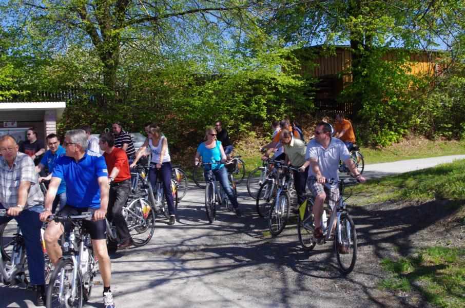 E-bike-Verleih: Inzenhof - Inzenhof