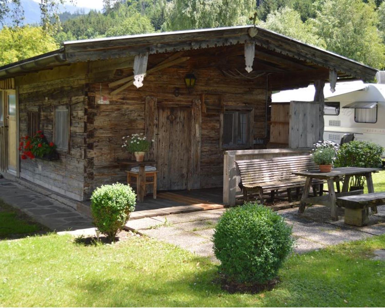 Alpencamping Mark - Weer