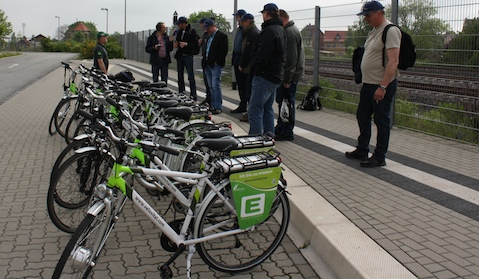 E-Bike Lieferservice - Wernigerode