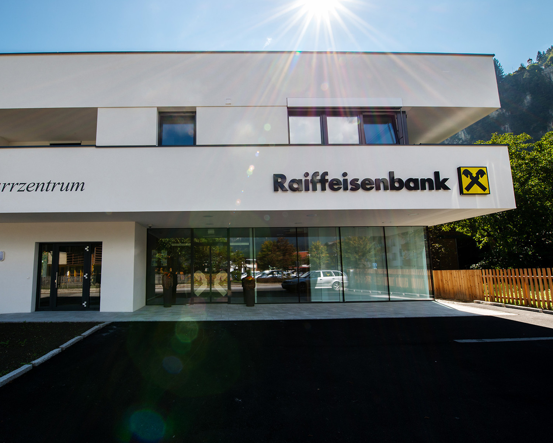 Raiffeisenbank Strass im Zillertal - Strass im Zillertal - 1
