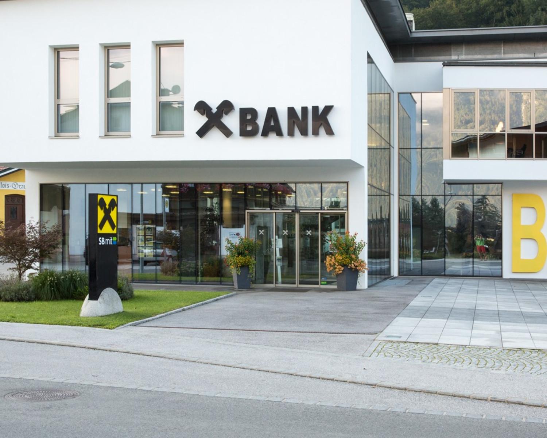 Raiffeisenbank Buch Gallzein - Buch in Tirol