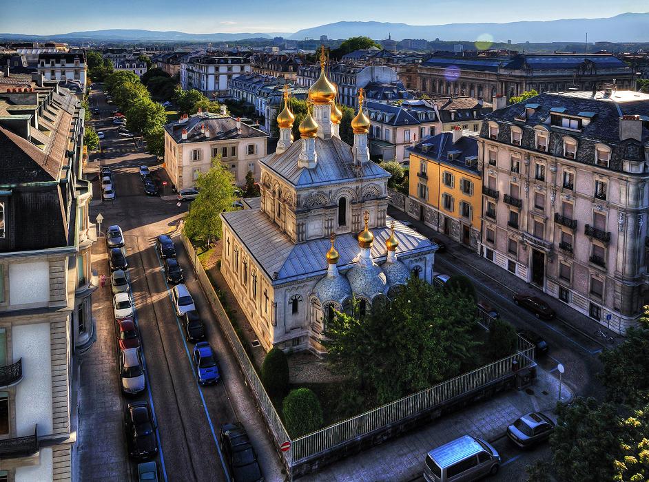 Segway Tour - Genfer Altstadt - Genève - 2