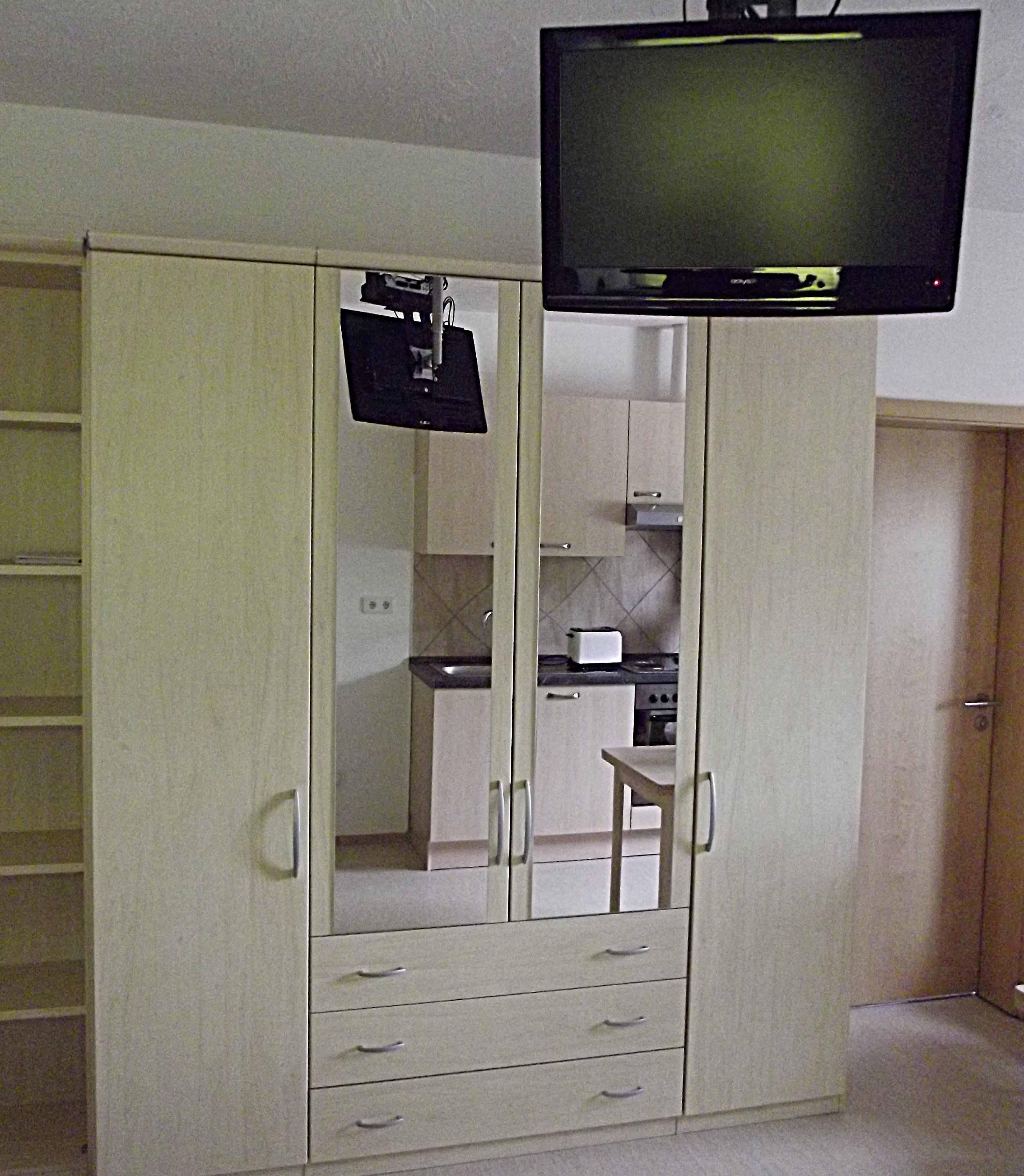 Appartment 25 m² günstig - Bad Staffelstein - 2