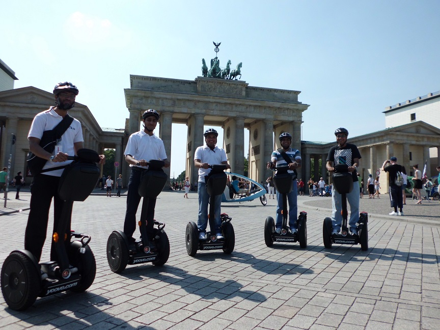 Segway Tour Highlights Berlin - Berlin