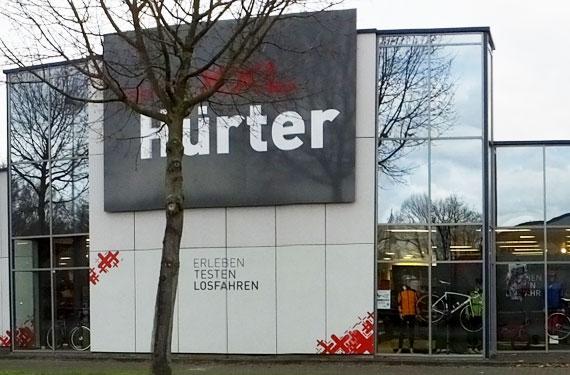 Fahrrad XXL Hürter Münster - Münster