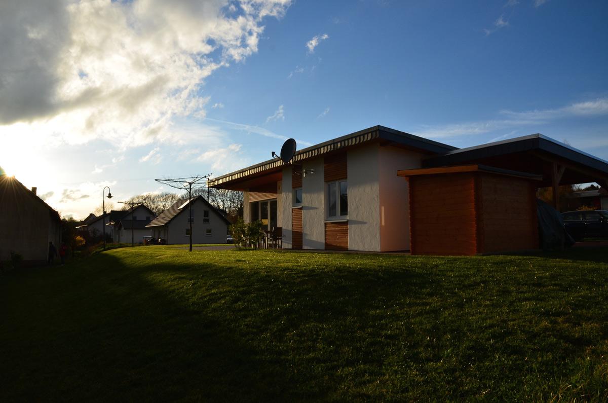 Ferienhaus erholBAR.de - Eckfeld - 1