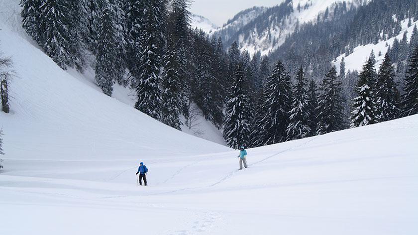 Schneeschuhtour 2 Tage - München - 2