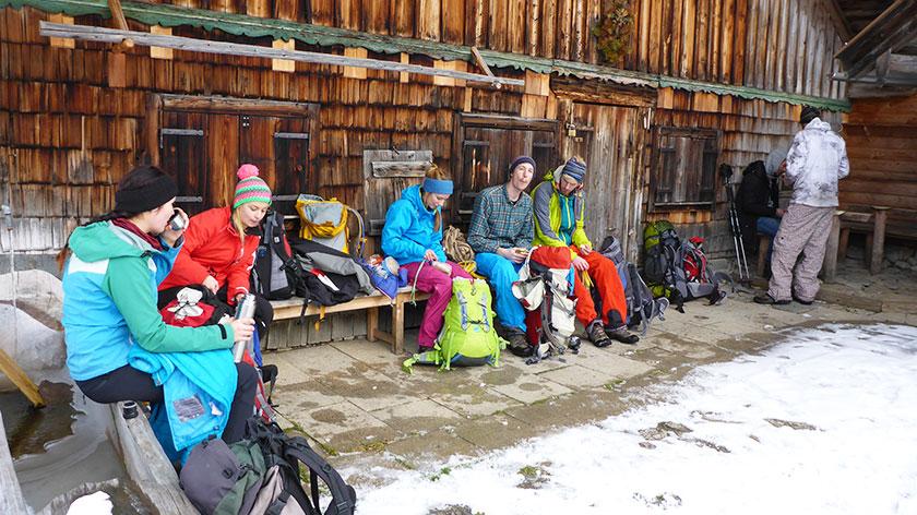 Schneeschuhtour 2 Tage - München - 1