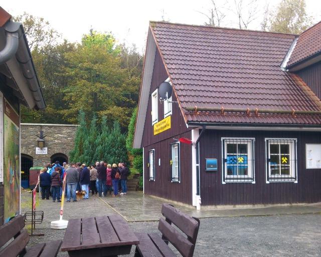 Bergbau 3 Schächtetour - Blankenburg - 5