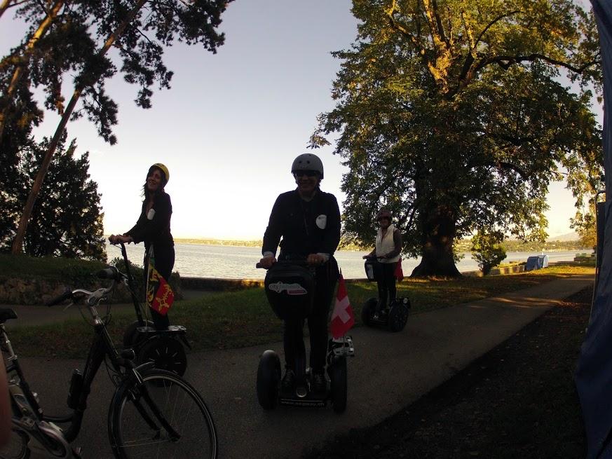 Segway Tour - UNO & Intl. Org. - Genève - 4
