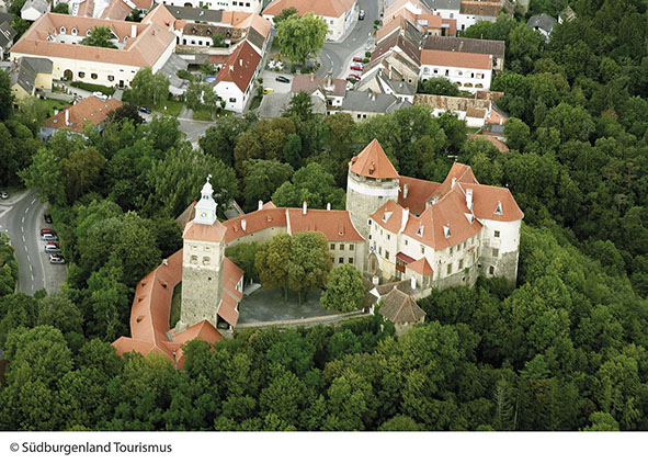 Sonderführung Burg Schlaining - Bad Tatzmannsdorf - 2