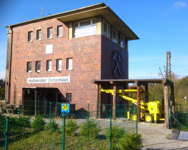 Bergbau 3 Schächtetour - Blankenburg - 4