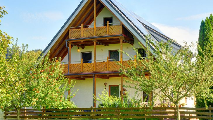 Die gemütliche Wohnung zwischen Freiburg und Schwarzwald. - Stegen - 5