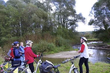 Nr. 2a - Geführte E-Bike Tour durch das Lafnitztal - Neustift an der Lafnitz