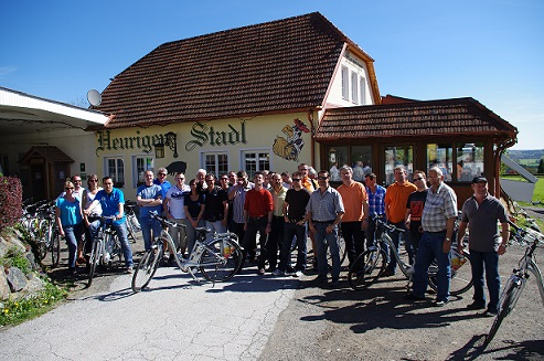Genuss E-Bike Challenge***** - Neustift an der Lafnitz - 1