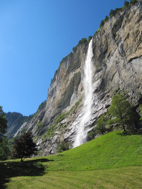Lauterbrunnen-Tour - Tal der 72 Wasserfälle - Interlaken - 1