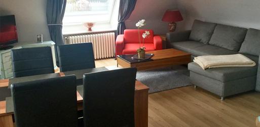 Landhaus Löwenstadt Studio 4 - Sylt - 1