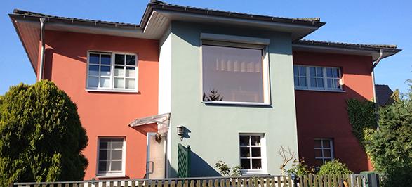 Ferienhaus in Zinnowitz/Usedom - Zinnowitz