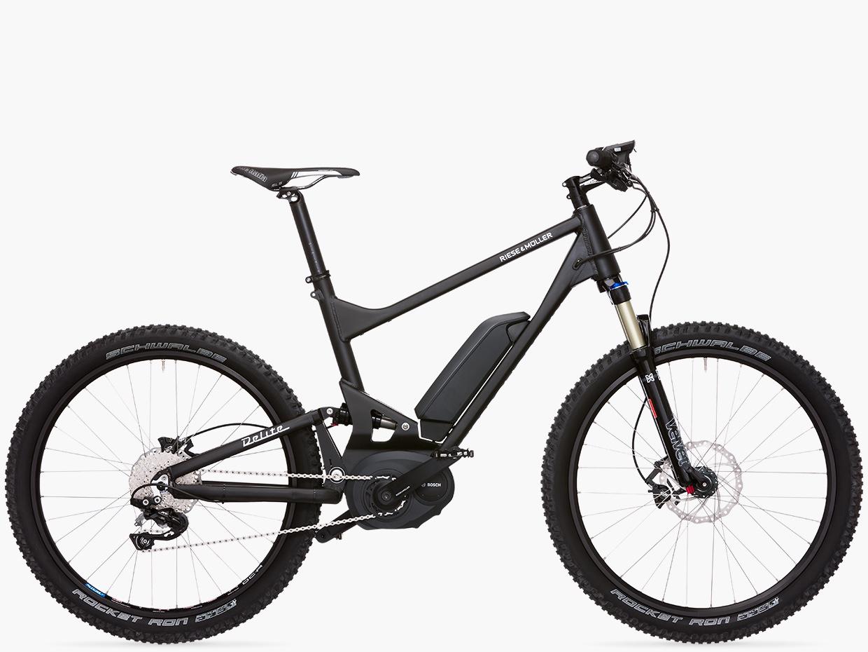 E-Bike R&M Testride - Rheinböllen - 1