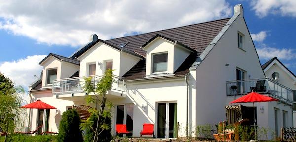 Villa Harmonie Wohnung 2 - Göhren-Lebbin - 1
